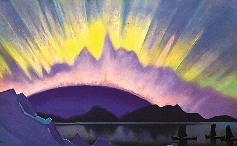 Midnight, Nicholas Roerich