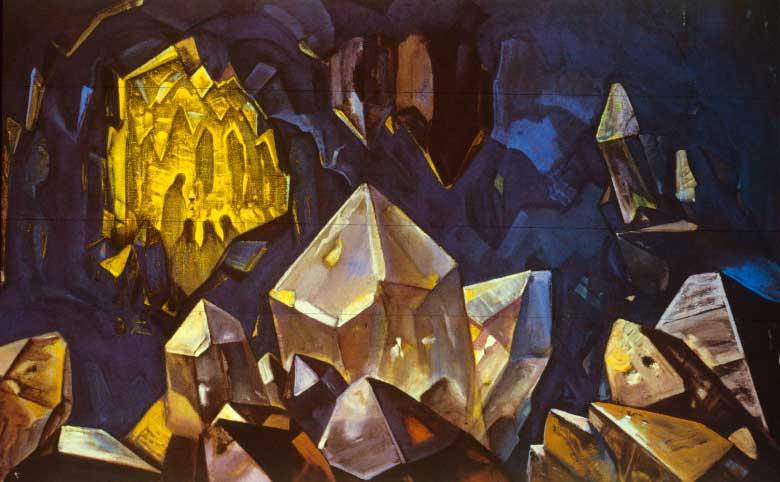 El más sagrado tesoro, Nicholas Roerich
