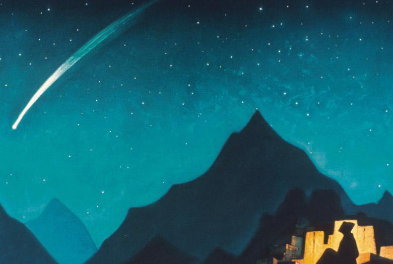 Estrella del heroe, Nicholas Roerich